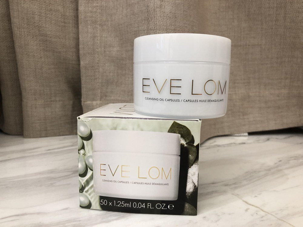 eve lom cleansing oil capsules 卸妝 卸妝油 潔面 itrial 美評